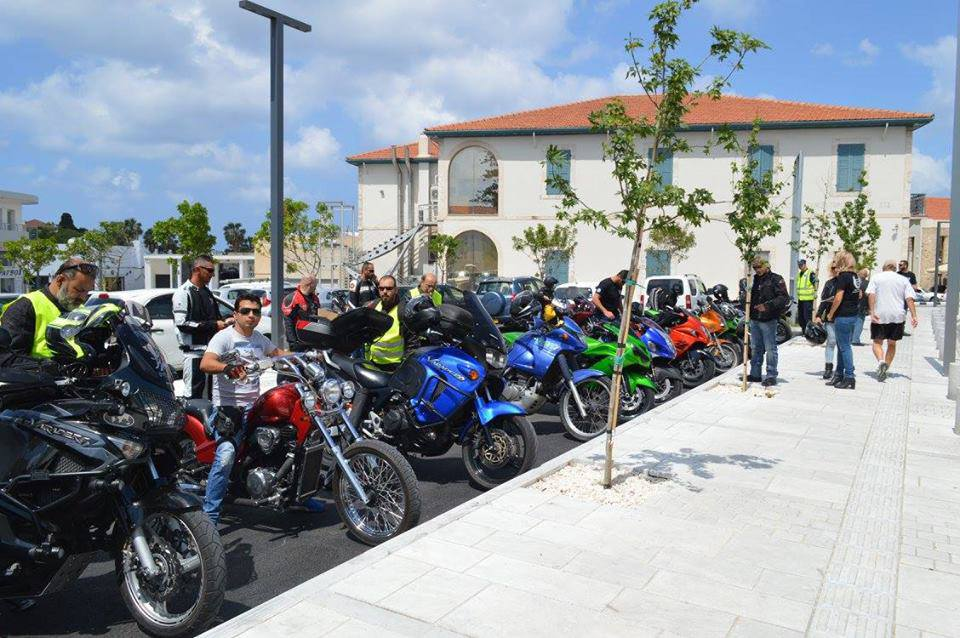 Λέσχη Δικαιωμάτων Κύπρου - Εκδήλωση Ευαισθητοποίησης Οδηγών