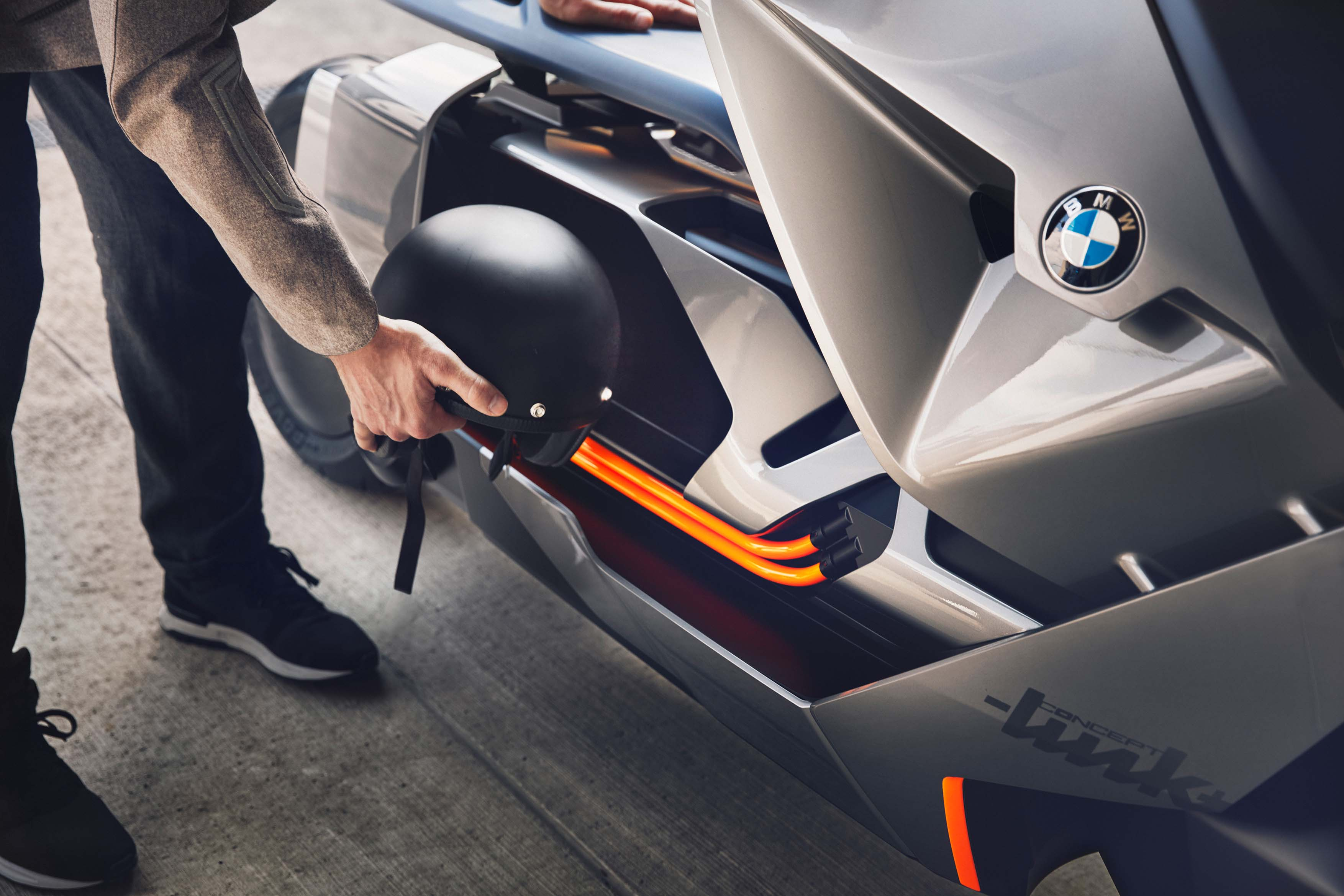 BMW Motorrad Link Electric Scooter