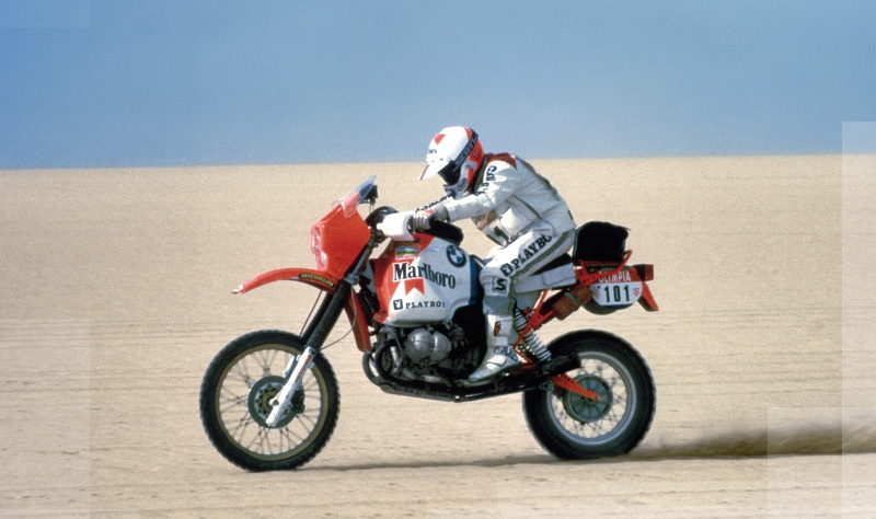 BMW R80G/S Rally Dakar
