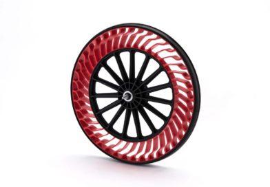 Η Bridgestone ετοιμάζει ελαστικά χωρίς άερα!