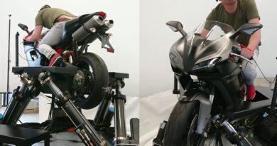 Ο καλύτερος προσομοιωτής οδήγησης μοτοσυκλέτας
