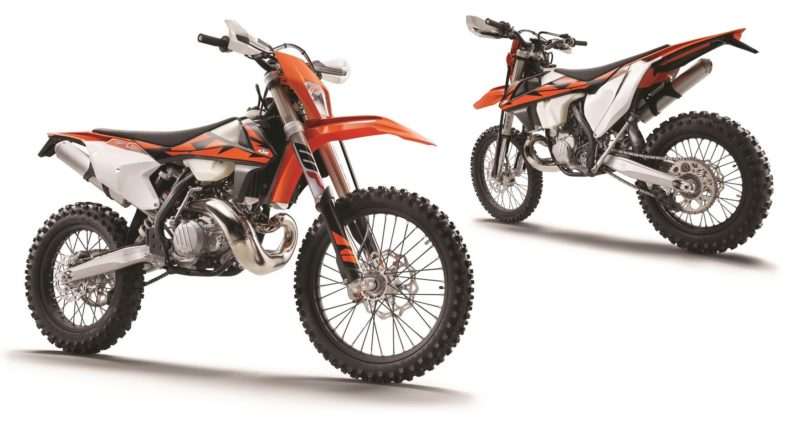 KTM EXC Fuel Injection Models