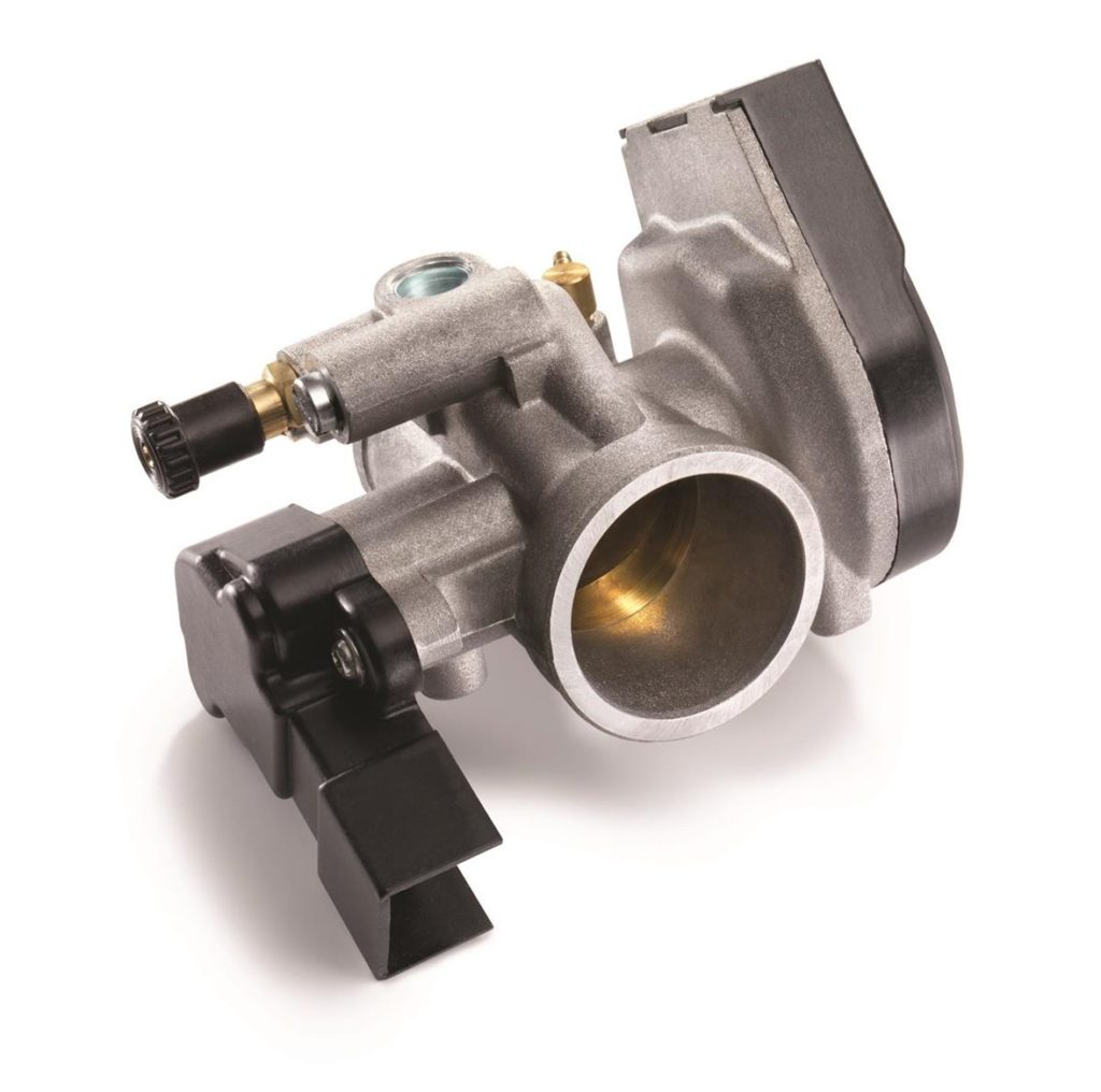 Το σώμα ψεκασμού των νέων δίχρονων KTM 250 EXC TPI και 300 EXC TPI