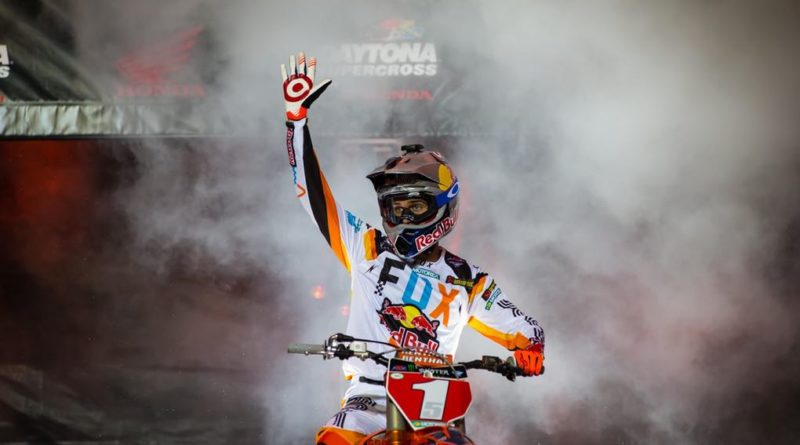 Ryan Dungey Retirement
