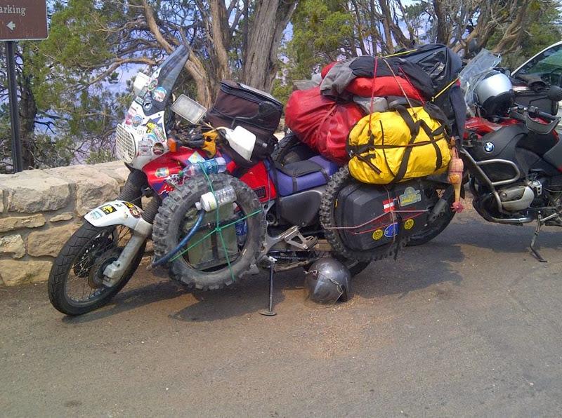 Ταξίδι με μοτοσυκλέτα