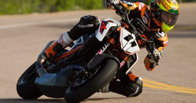 Chris Fillmore Pikes Peak 2017 KTM Super Duke R