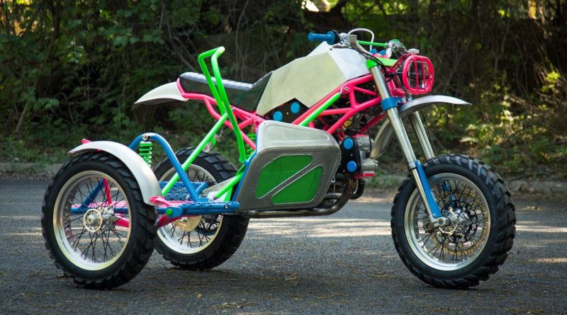 Ducati Odioso sidecarcross