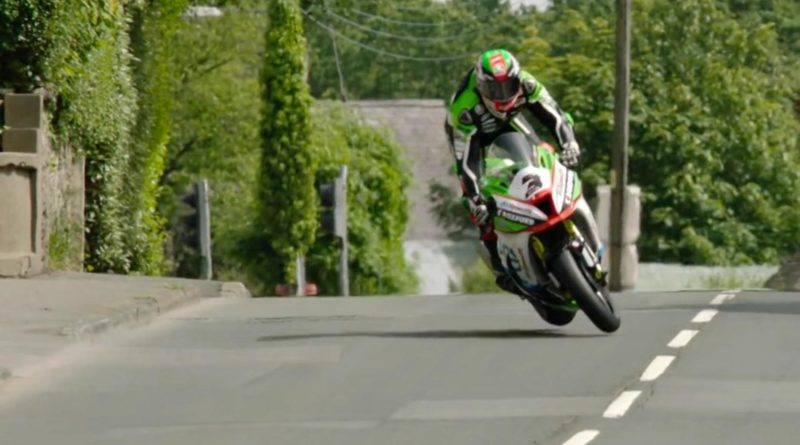 James Hillier Ballagarey save Isle Of Man TT