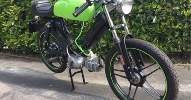 Puch Maxi S 1978 μοτοποδήλατο