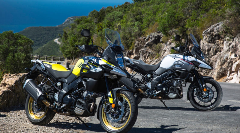 Παρουσίαση – Suzuki DL V-Strom 1000 και V-Strom 1000XT 2018