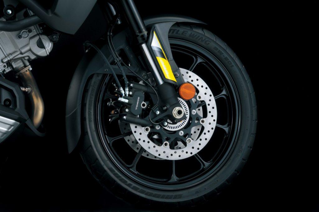 Suzuki V-Strom 1000 2018 Wheels