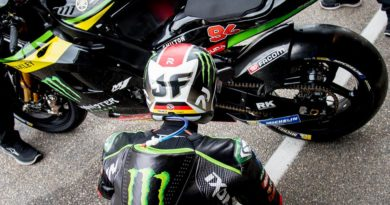Biker Of The Week Jonas Folger MotoGP