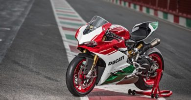 Ducati 1299 R Panigale Final Edition