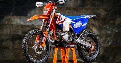 KTM 300 TPI EXC Sixdays 2018