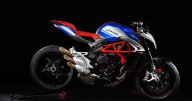 MV Agusta Brutale 800 'America' 2017 Special Edition