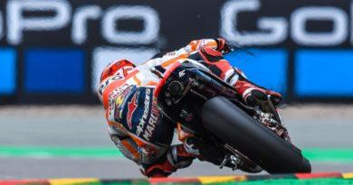 MotoGP Sachsenring 2017 Marc Marquez Pole Position