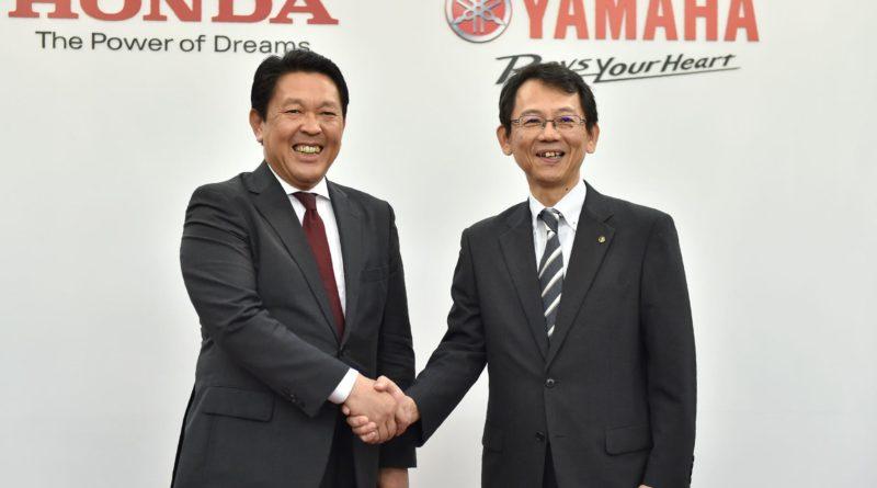 Yamaha και Honda δημουργία ηλεκτροκίνητου scooter για Saitama
