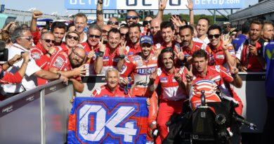 Ducati Stoner - Tardozzi - Dovizioso