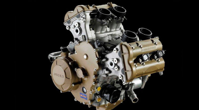 Ducati V4 Engine sound and video