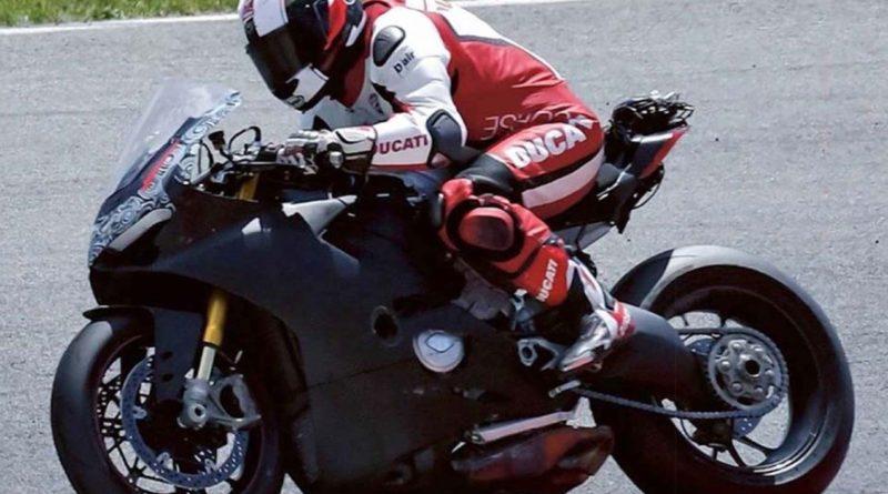 Ducati V4 Superbike 2018 7/11 Misano