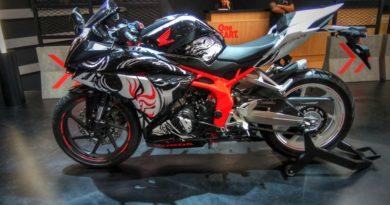 Honda CBR250RR Kabuki special edition