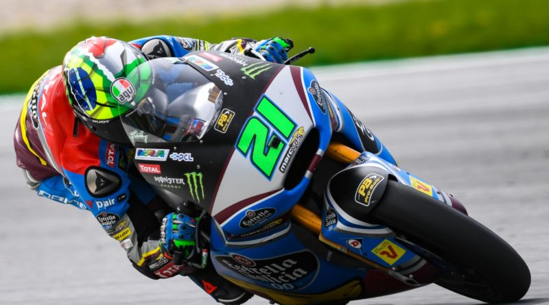 Moto2 Red Bull Ring Franco Morbidelli