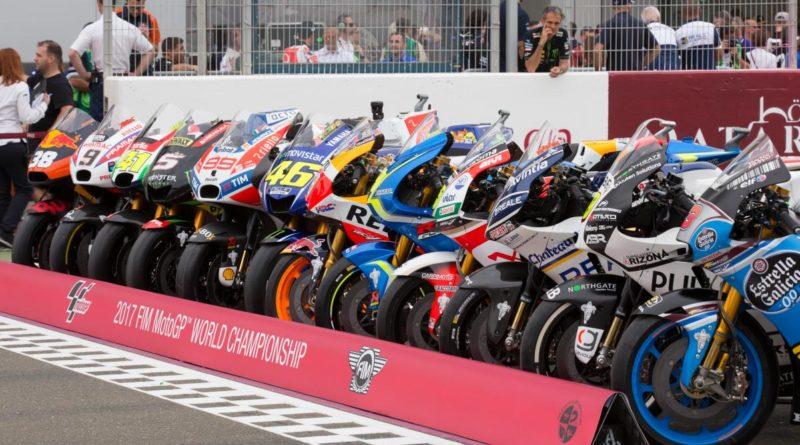 MotoGP 2018 Line-up