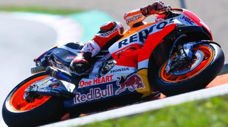MotoGP Brno 2017 Marc Marquez