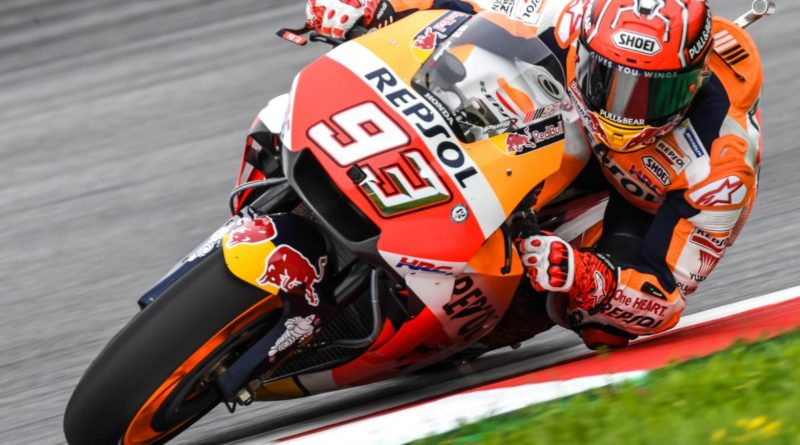 MotoGP Red Bull Ring 2017 Q Marc Marquez