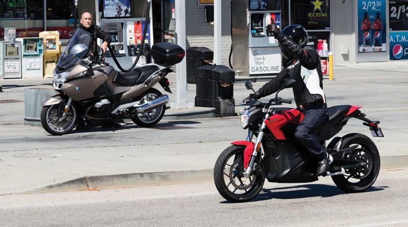 Δωρεάν καύσιμα για πάντα από τη Zero Motorcycles