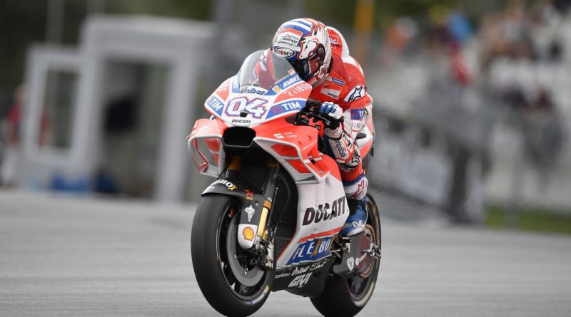 Biker Of The Week 33 2017 Andrea Dovizioso - MotoGP