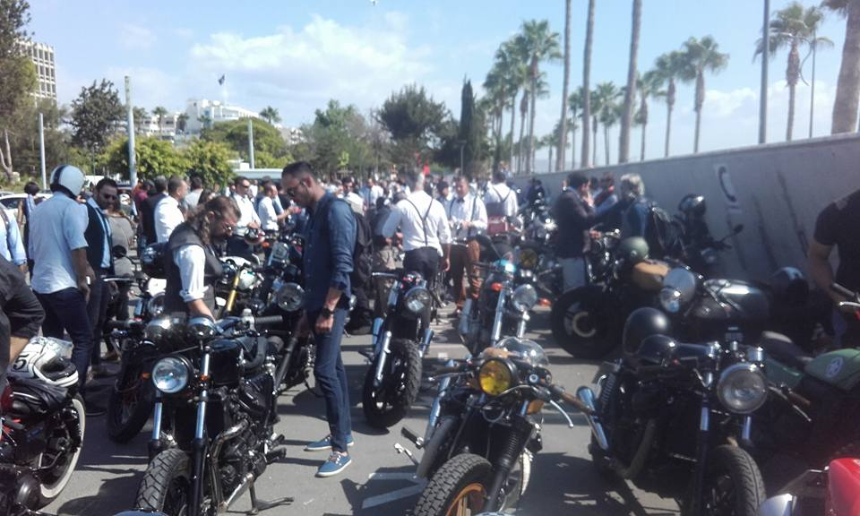 Two Wheel Passion Festival - Distinguished Gentleman's Ride - The Ride