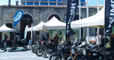 Two Wheel Passion Festival - Distinguished Gentleman's Ride
