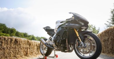 Honda CBR1000RR SP naked is the new CB1000R?