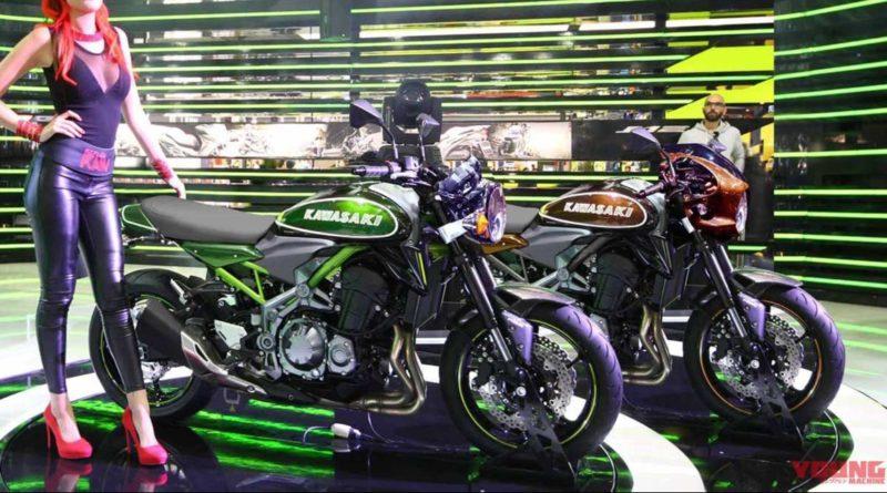 Kawasaki Z900RS και Cafe Racer