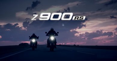 Kawasaki Z900RS Video Teaser 2017