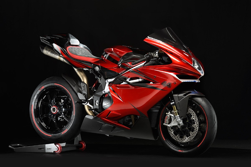 MV Agusta F4 LH44 right front