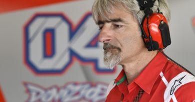 MotoGP Gigi Dall' Igna for Dovizioso and Ducati