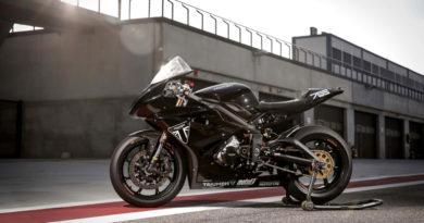 Triumph Daytona 765 Moto2 Test Bike Dyno Video