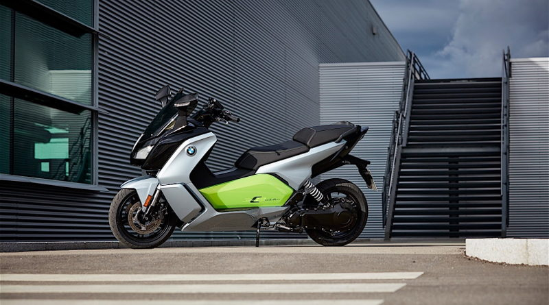 BMW C Evolution Scooter 2018
