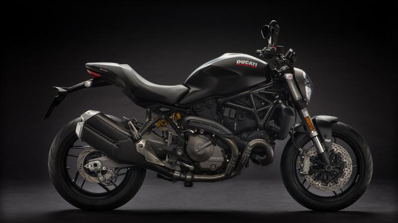 Ducati Monster 821 Black