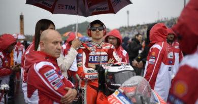Jorge Lorenzo Ducati Motegi 2017