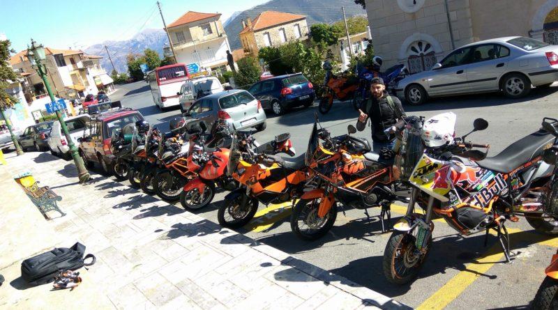 Το KTM Hellas Club ξεκινά τη χρονιά με Βυτίνα!