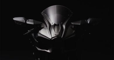 Kawasaki H2 GT 2018