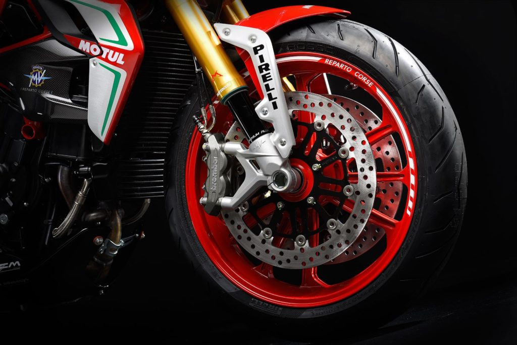 MV Agusta Dragster RC 2018 Front Wheel