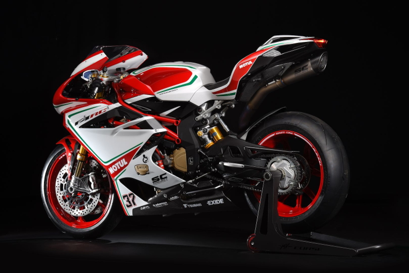 MV Agusta F4 RC 2018 right side