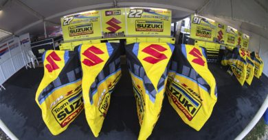 Suzuki withdraws MXGP 2018