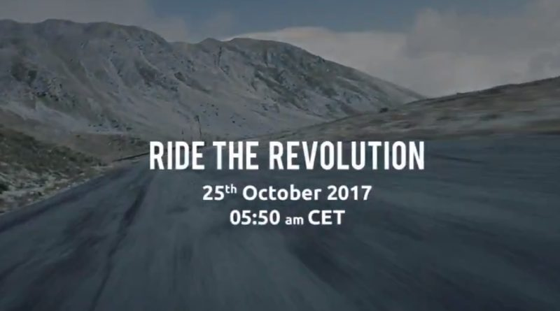 Yamaha Ride The Revolution Tokyo Motor Show 2017