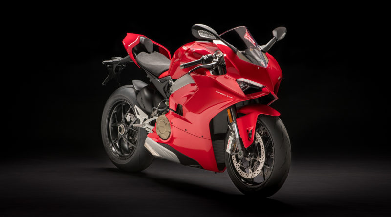 Ducati Panigale V4 και Panigale V4S 2018
