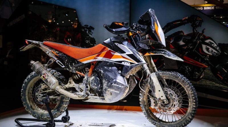 EICMA 2017 – Concept – KTM 790 Adventure R